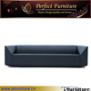 Fashion Simple bright colored leather sofa set PFS41006