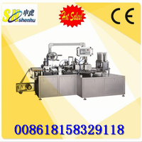 SH-300D packaging machine type high speed automatic honey blister packing machine