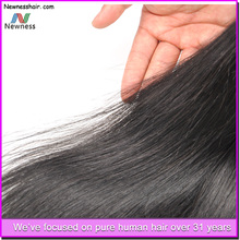 Newness Hair Brazilian 100% Unprocessed 9a afro weft