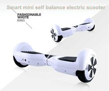 6.5inch factory supply 2 wheels electric scooter smart wheel balance smart balance wheel hoverboard