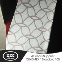 Excellent quality modern design high-end grade simple curtain fabric