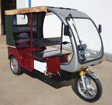 2015 high quality rickshaw for India passenger