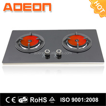 2 Burners indoor infrared gas stove from AOEON HW-C01