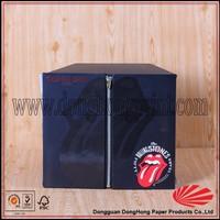 Custom design gift packaging perfume boxes