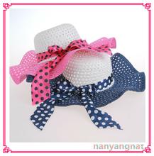 Wholesale promotional Popular Cheap Women summer sun beach Straw Hat