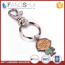 Factory customized cutomized key chain
