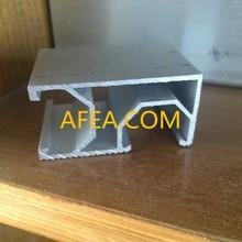 Atacado personalizado trilho de cortina de alumínio