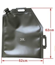 Portable Oil Can for fuel oil/ diesel oil storage Soft tank bag