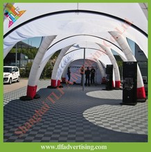 Inflatable shower tent printing tent,decoration for wedding tent