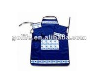 Waiter work apron,Grooming long apron,promotion kitchen cotton apron