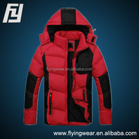 2016 Men Warm Thick Winter Motorcycle Jacket