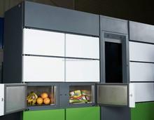 Fuentes de la fábrica de fashional compacto durable locker gabinete del refrigerador / cuarto frío de las comida refrigerada