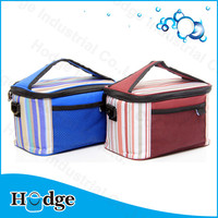 Oxford cloth insulated cooler bag wine cooler bag insulated delivery bag
