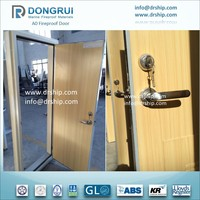 Marine Ship Cabin A0 Class Fire Door used on vessel and sea drilling platform