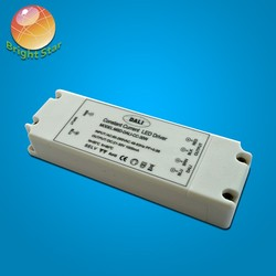 high performance 30w 500ma constant current led DALI dimming driver for street light