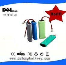 Long life RC car lihitun battery 7.4 V 1800mah remote controlled battery operated pcm