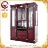 guangdong beautiful display alcohol rack furniture liquor cabinets