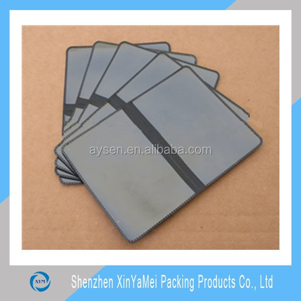Business Card Use and PVC Material card holder