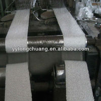 Thermal insulation Heat Resistance texturized fiber glass woven tape