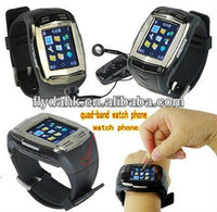 """1.5"""" touch screen watch mobile phone 007+"""