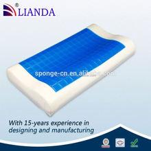 adaptive memory foam, adult memory foam pillow, alibaba china supplier gel memory foam pillow