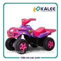 cuatro ruedas sport quad de juguete del coche eléctrico de los niños paseo en moto