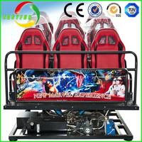 Popular Adventure mobile 5D/7D/9D Cinema Equipment With Snow / Bubble / Wind / Rain Effects for sale