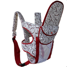 High Quality 100% Cotton baby carrier sling colour custom baby carrier LTWBP01