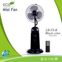 Newest water Mist Fan spray fan with remote controller