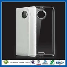 C&T 2015 New design ultra thin transparent clear tpu gel silicone case for microsoft nokia lumia 950 xl