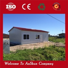 recycled demountable earthquake proof oil field & mine field prefab house residential building