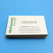 hot fail stamping business cards printing services for sale