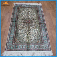 90x152cm silk hand knotted nepalese carpets