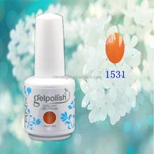 wholesale high quality uv color gel 15ml soak off professional nail polish uv gel nail polish