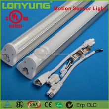 light sensor music module LED Integrated Tube UL ETL TUV Linkable In Wire For wearhouse 4ft 5ft 6ft 18w 25w 30w