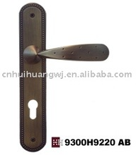 849H184 AB handles for door with 2 panels
