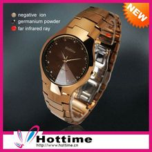 Luxury Business Energy Diamond Quartz Watch