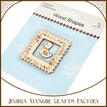 2015 new product duck frame wood crafts