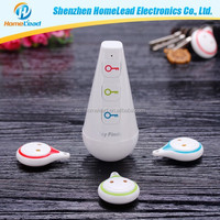 China wholesale high quality Electronic promotional gift items key finder bluetooth