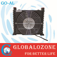 Factory Wholesale Air Cooled Refrigeration Condenser with Cooling Fan