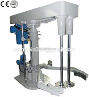 FS30kw fully explosion proof solvent based high speed paint dual shaft mixer