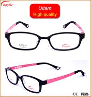 Eyewear Frames High Quality cheap Raylee Ultem Optical Frames eyeglass temples