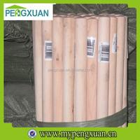 22mm diameter of wood stick with italian thread