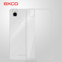 Exco Newest fashion Trending Hot Products Ultra thin 0.3mm Clear Transparent Mobile Phone TPU Case for Huawei Honor 7i