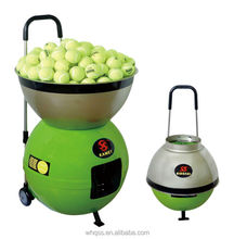 SIBOASI Best selling tennis ball machines for sale with free battery and remote control SS-K2-8