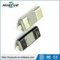 3 in one 8GB 16GB 32GB 64GB USB 2.0 OTG USB Flash Drive for Iphone Plus Mobile