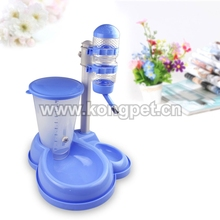 Combination drinking bowl/dog feeder WS001
