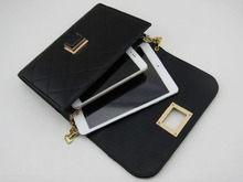 New arraival wallet style leather case with power bank for mobile phone