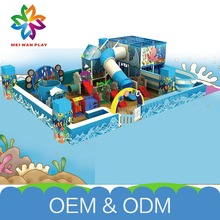 Factory Price Amusement Park Toys Colorful Soft Play New Product Ocean Theme Commercial Indoor Playground
