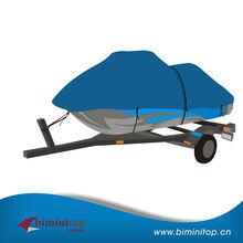trailerable 600D fabric + PP cotton jet ski cover